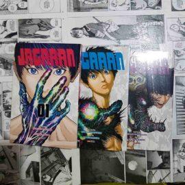 Jagaaan - Vol.1 ao 3 (Lote Águas de Março)