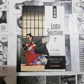 Lobo Solitário - Vol.7 (Lote Águas de Março)