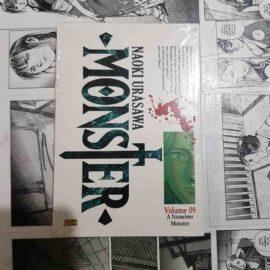 Monster - ed Panini - Vol.9 (Lote Águas de Março)