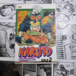 Naruto Gold - Vol.3 (Lote Águas de Março)