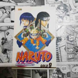 Naruto Gold - Vol.9 (Lote Águas de Março)