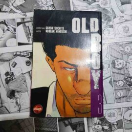 Old Boy - Vol.3 (Lote #109)