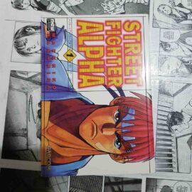 Street Fughter Alpha - Vol.1 (Mês dos Taurinos)
