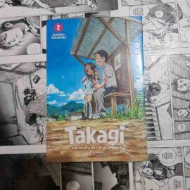 Takagi - A Mestra das Pegadinhas - Vol.2 (Mês dos Taurinos)