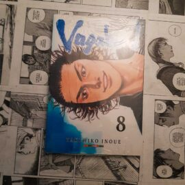 Vagabond - Vol.8 (Lote Fechando o Verão)