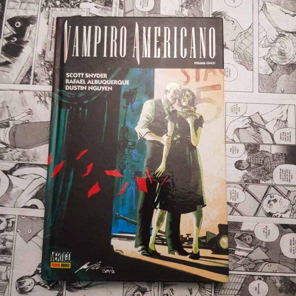 Vampiro Americano - Vol.5 (Terceiro Liquidão)