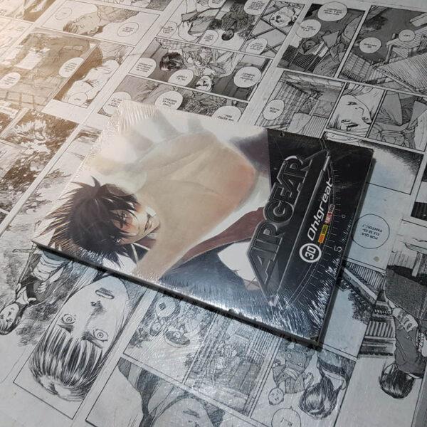 Air Gear - Vol.30 (Lote Fechando Abril)