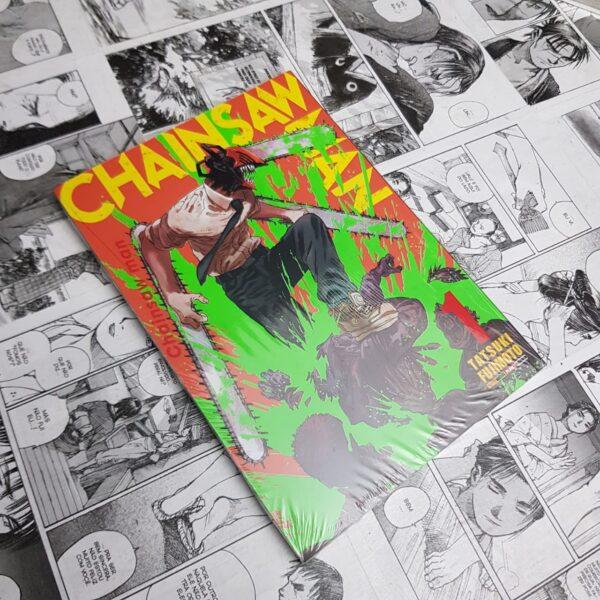 Chainsaw Man - Vol.1 (Lote Live Drops 2)