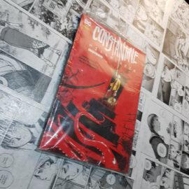 Constantine: Hellblazer - Indigo (Lote Fechando Abril)