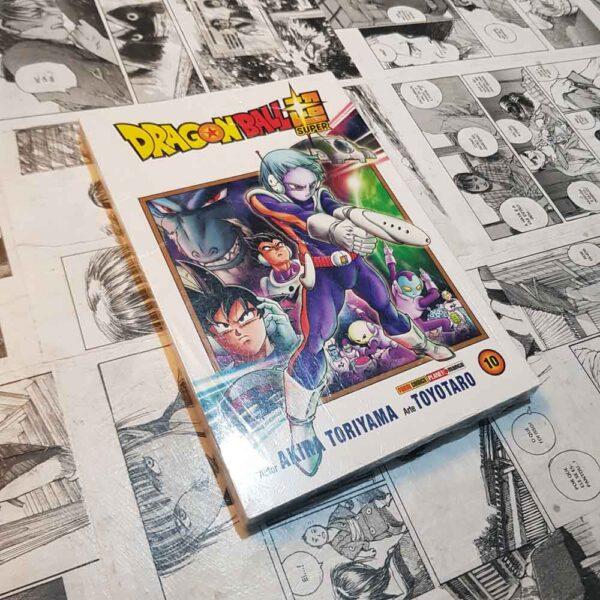 Dragon Ball Super -Vol.10 (Lote Outono é Sempre Igual)