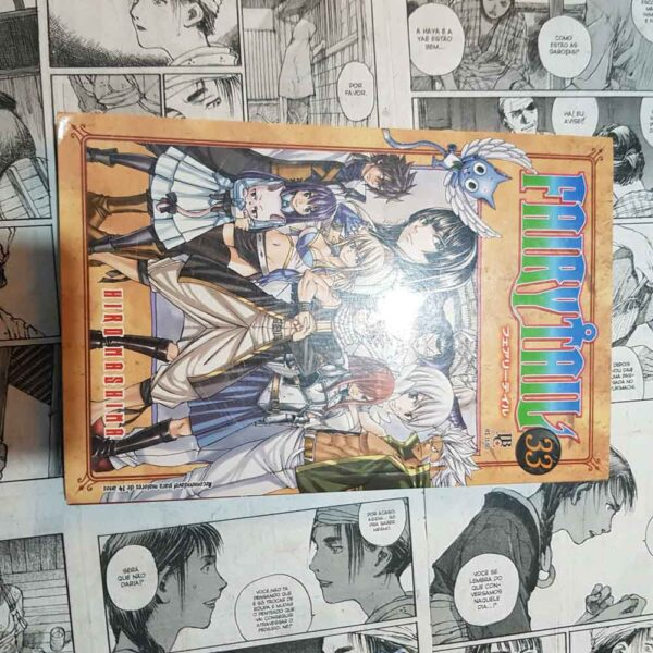 Fairy Tail - Vol.33 (Lote #109)