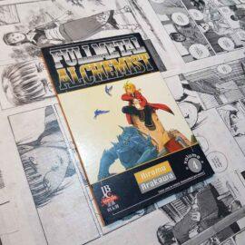 Fullmetal Alchemist - Ed. Ant. - Vol.4 (Lote Outono é Sempre Igual)