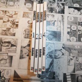 Gangsta - Vol.1 ao 4 (Lote Outono é Sempre Igual)