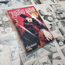 Jujutsu Kaisen - Vol.3 (Lote Na Real Parece Verão Sempre)