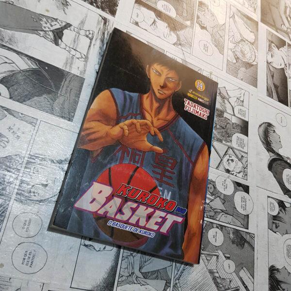 Kuroko no Basket - Vol.14 (Lote Fechando Abril)