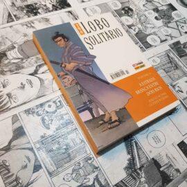 Lobo Solitario - ed ant - Vol.3 (Lote Na Real Parece Verão Sempre)