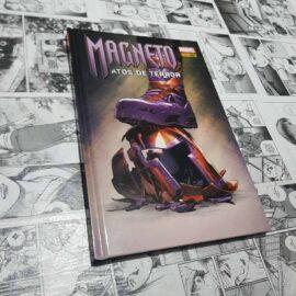 Magneto - Atos de Terro (Lote Outono é Sempre Igual)
