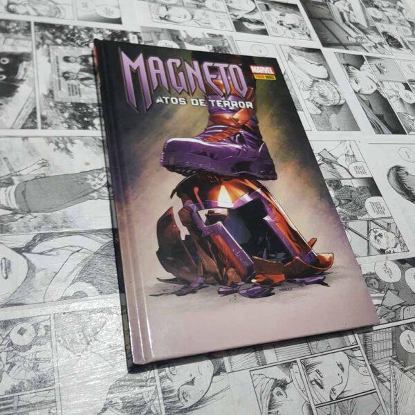 Magneto - Atos de Terro (Lote #109)