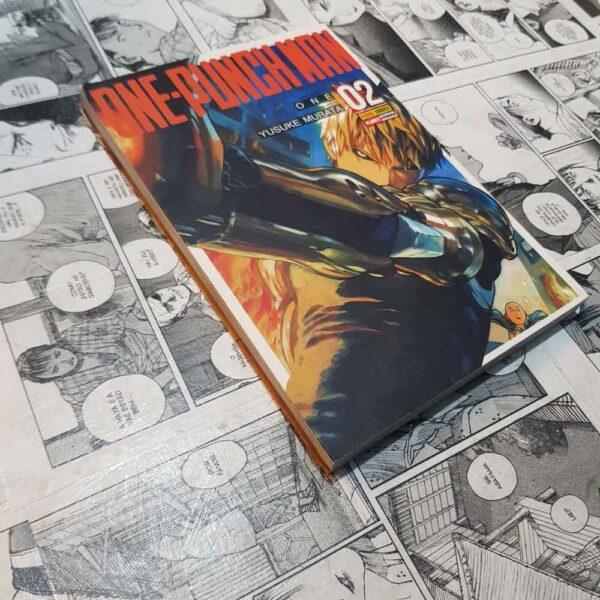One Punch Man - Vol.2 (Lote Na Real Parece Verão Sempre)