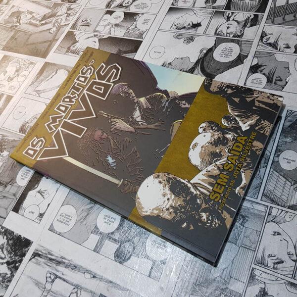 Os Mortos-Vivos - Vol.14 (Lote Fechando Abril)