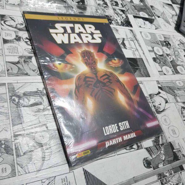 Star Wars - Lorde Sith - Darth Maul (Lote #109)