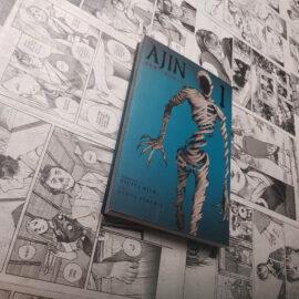Ajin - Vol.1 (Lote Pula a Fogueira)