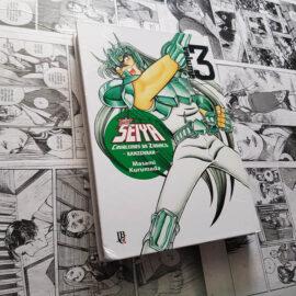 CDZ - Kanzenban - Vol.3 (Lote Mês dos Geminianos)