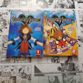 Kingdom Hearts - Ed. Ant. - Vol.1 e 2 (Lote #109)