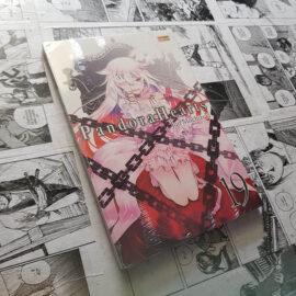 Pandora Hearts - Vol.19 (Lote Mês dos Geminianos)