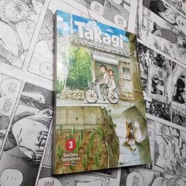 Takagi - A Mestra das Pegadinhas - Vol.3 (Mês dos Taurinos)