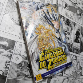 The Lost Canvas - Ed. Ant. - Vol.11 (Lote #109)