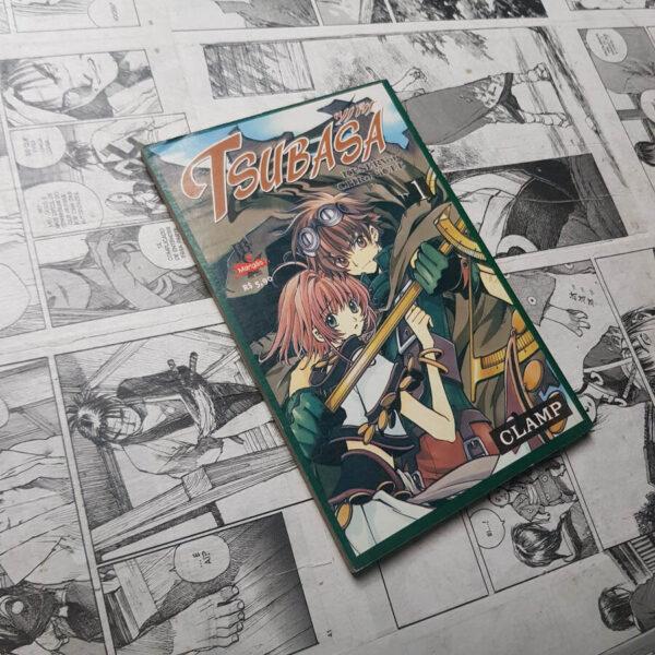 Tsubasa - Vol.1 (Lote #109)