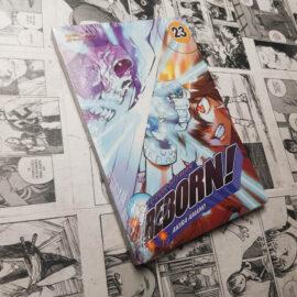 Tutor Hitman Reborn - Vol.23 (Lote Pula a Fogueira)