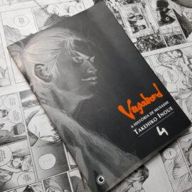 Vagabond - ed def Conrad - Vol.4 (Mês dos Taurinos)