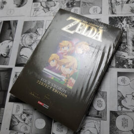 The Legend of Zelda - Four Swords (Mês dos Taurinos)