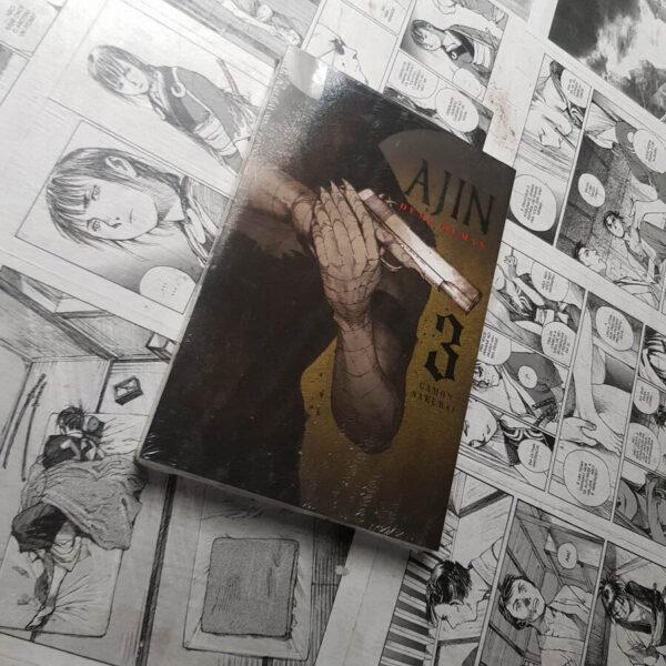 Ajin - Vol.3 (Lote #109)