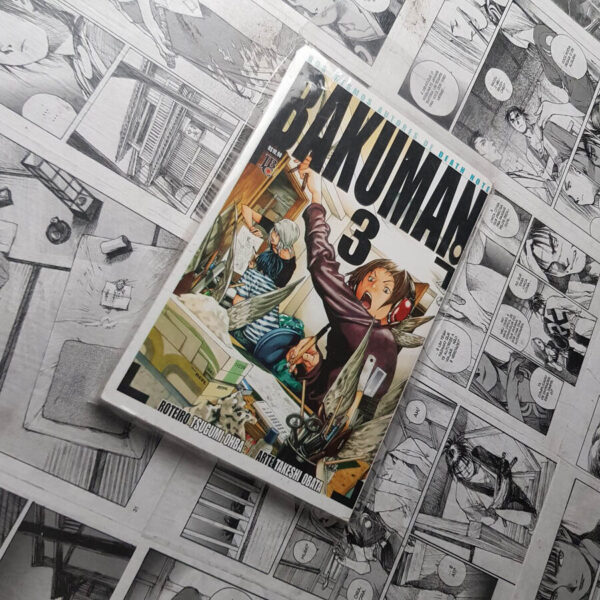 Bakuman - Vol.3 (Lote #109)