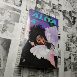 Battle Angel Alita - Vol.4 (Lote #106)