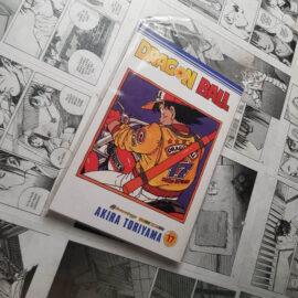 Dragon Ball - Ed. Panini - Vol.17 (Lote #109)