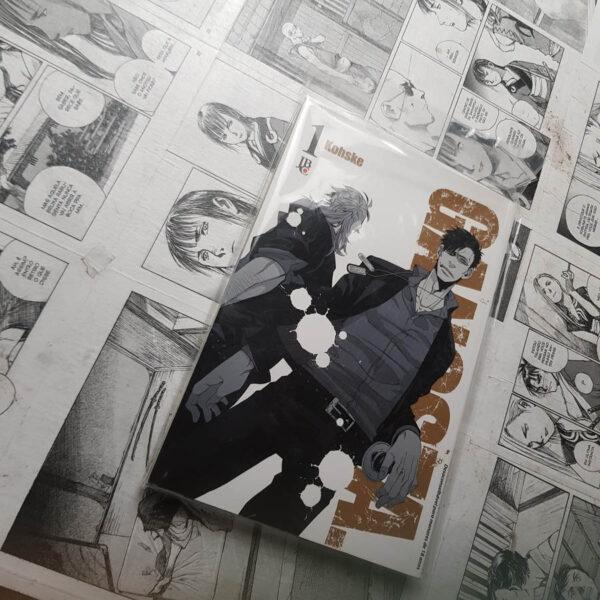 Gangsta - Vol.1 (Lote #109)