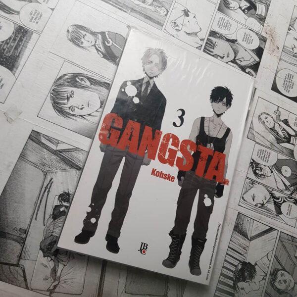 Gangsta - Vol.3 (Lote #109)