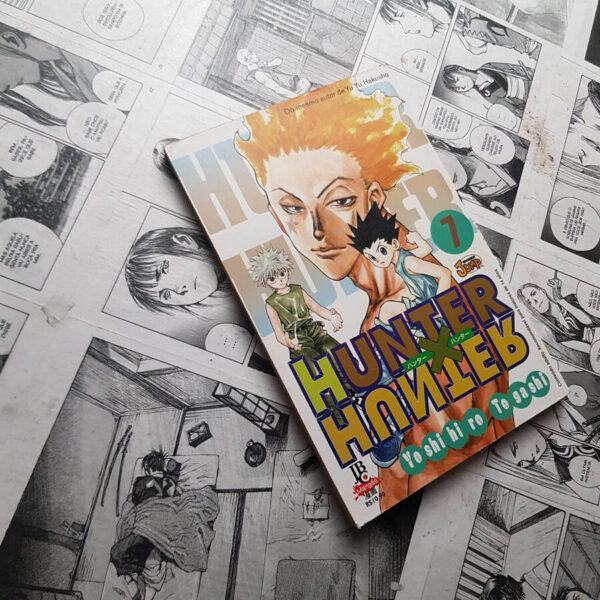 Hunter x Hunter - Ed. Ant. - Vol.7 (Lote #109)