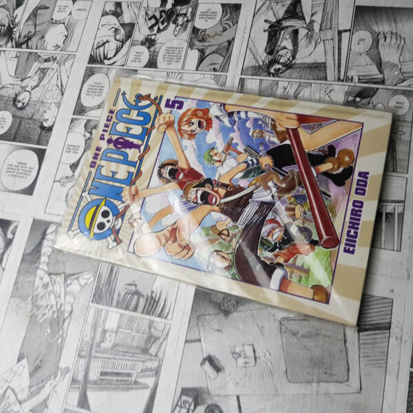 One Piece - Vol.5 (Lote #106)