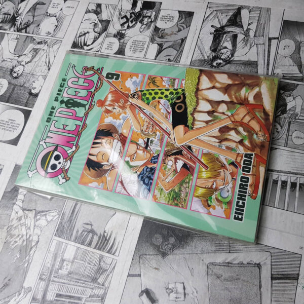 One Piece - Vol.9 (Lote #106)