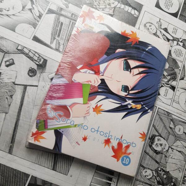 Sora no Otoshimono - Vol.10 (Lote #109)