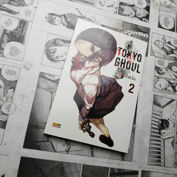 Tokyo Ghoul - Vol.2 (Lote #106)
