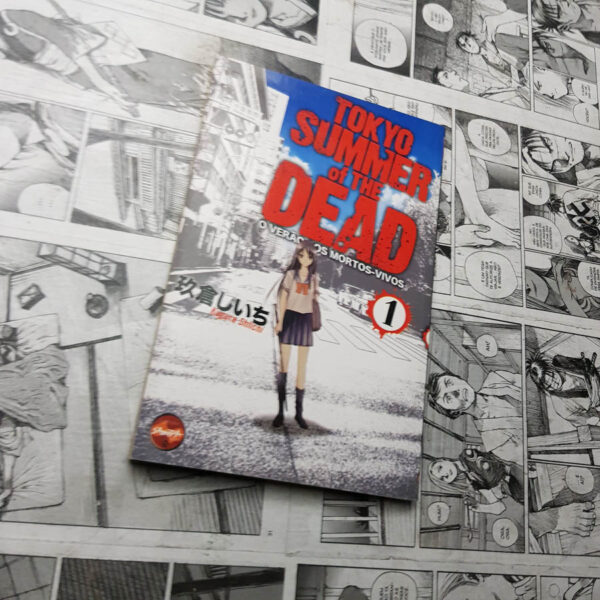 Tokyo Summer of the Dead - Vol.1 (Lote #106)