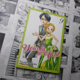 Your Lie in April - Vol.9 (Lote #106)