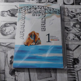 Arakawa Under the Bridge - Vol.1 (Lote #109)