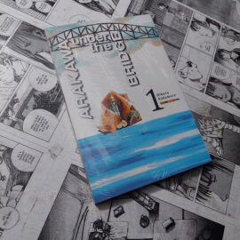 Arakawa under the Bridge - Vol.1 (Lote 112)